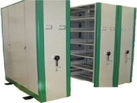 Compactor Manufacturers In India, Gujarat, Mobile Storage Systems