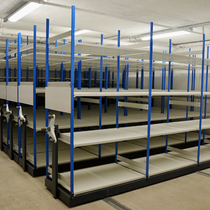 Mobile Storage Rack Manufacturers
